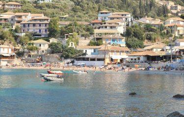 Lefkas, hotel Agios Nikitas