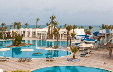 Djerba, hotel Djerba Menzel