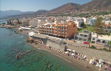 Kreta, hotel 4*