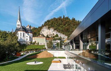 Bled, hotel Bled Rose 4*